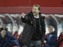 Franco Foda peilt mit dem ÖFB-Team ein Erfolgserlebnis an