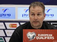 """Dänemark-Teamchef Hjulmand sieht Wien-Spiel als """"Art Matchball"""""""