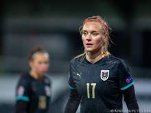 Sarah Puntigam steht gegen Italien vor einer besonderen Partie