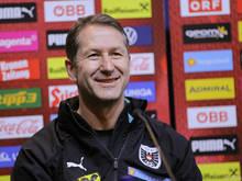 ÖFB-Teamchef Foda gibt sich vor dem EM-Start positiv gestimmt