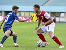 Marko Arnautović sorgte nach seiner Einwechslung für viel frischen Wind