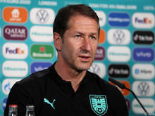 ÖFB-Teamchef Foda hofft auf Sieg gegen Schottland
