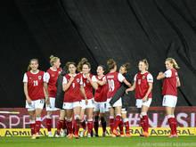 Österreichs Frauen sind kommendes Jahr im EM-Einsatz