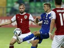 ÖFB-Team kann in WM-Quali auf Ulmer zählen