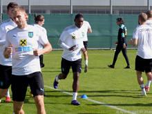 Alaba vor WM-Quali-Spielen zuversichtlich