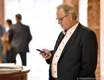 Der künftige ÖFB-Präsident Gerhard Milletich