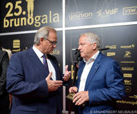 Windtner (r.) übergibt als ÖFB-Chef nach zwölf Jahren an Milletich