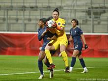 Manuela Zinsberger wird als Fußballerin des Jahres 2020 ausgezeichnet