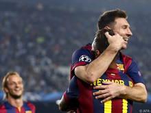 Lionel Messi bricht alle Rekorde