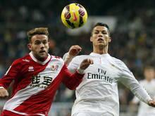 Ronaldo steuerte wieder einen Treffer bei