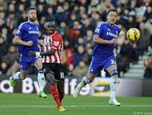 Der Ex-Salzburger Sadio Mané brachte Saints gegen Chelsea früh in Führung