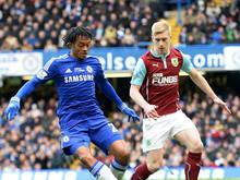 Überraschender Punkteverlust für Chelsea gegen Burnley
