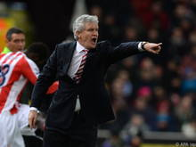 Mit Mark Hughes stabiler Premier-League-Club