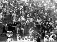 39 Menschen starben beim Meistercup-Finale im Jahr 1985