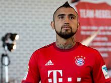 Arturo Vidal trifft mit Bayern auf seinen Ex-Klub Bayer Leverkusen