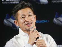Kazuyoshi Miura hat noch viel vor in seiner Karriere