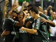 Atlético Nacional wurde von den Brasilianern 2:1 geschlagen