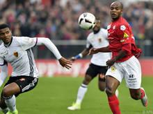 Basel setzte sich gegen Winterthur durch und steht im Finale