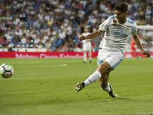 Marco Asensio rettete den Königlichen mit dem späten Ausgleich einen Punkt