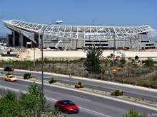 Hier ist Atlético Madrid ab sofort zu Hause