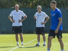 Marcel Koller will die Spieler des FC Basel wieder aufbauen