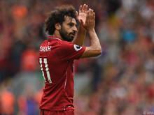 Salah ist in der engsten Auswahl um den prestigeträchtigen Titel