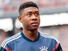 ÖFB-Star David Alaba geht mit dem FC Bayern in die neue Saison