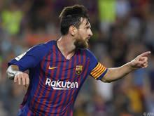 Alles andere als ein Barça-Sieg wäre eine Überraschung