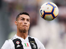 Die Treffsicherheit von Cristiano Ronaldo steht im Fokus
