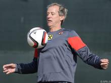 Der israelische Fußballverband (IFA) hat Lindenberger verpflichtet