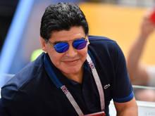 Diego Maradona hat ein neues Trainer-Engagement
