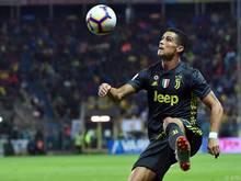 Für Ronaldo soll es am Sonntag endlich mit den Toren klappen