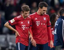 Die Bayern gaben den Sieg gegen Augsburg spät aus der Hand