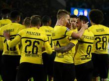 Dortmund geht als Tabellenführer in die 7. Runde