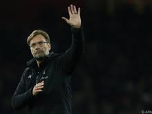Jürgen Klopp sitzt bei Liverpool fest im Sattel