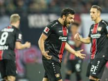Leverkusen zuletzt wenig erfolgreich