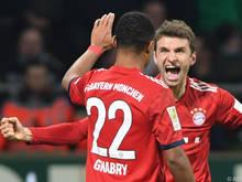Der Abstand der Bayern zum BVB blieb unverändert