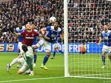 Das nächste Tor von Marko Arnautović für West Ham