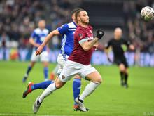 Marko Arnautović will trotz allem eine hundertprozentige Leistung für West Ham abliefern