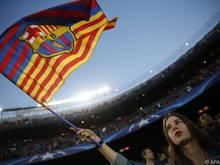 Der FC Barcelona verwöhnt seine Dienstnehmer