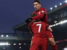 Liverpool entschied das brisante Spiel gegen Crystal Palace für sich