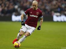 Marko Arnautović bleibt bei West Ham
