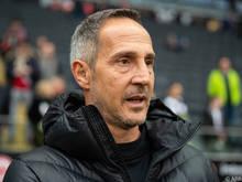 Eintracht Frankfurt ist am Scheideweg