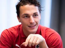 ÖFB-Teamkapitän Julian Baumgartlinger ist für Bayer Leverkusen wieder einsatzbereit