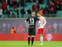 """Martin Hinteregger als """"Spieler des Spiels"""" in Leipzig"""