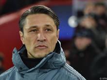 Kovac möchte die positive Energie mitnehmen