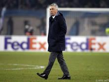 Die Hoffnung ist bei Napoli-Trainer Carlo Ancelotti nicht allzu groß