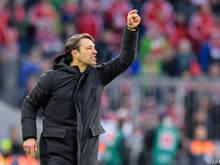 Hinspiel-Niederlage setzte Kovacs Reputation zu