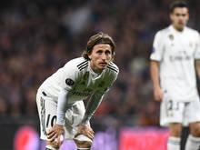"""Für Luka Modric war es die """"härteste Woche meiner Karriere"""""""