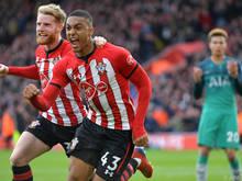 Wichtiger Sieg für Southampton gegen Tottenham